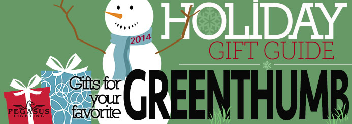 gift guide for the greenthumb